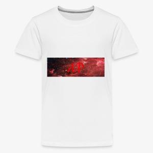 Almost Pro (Red Galaxy) - Kids' Premium T-Shirt