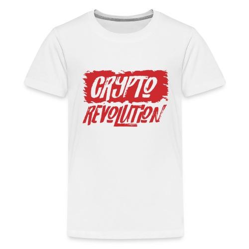 Crypto Revolution I - Kids' Premium T-Shirt