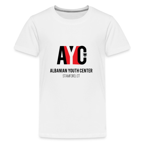 Albanian Youth Center - Kids' Premium T-Shirt