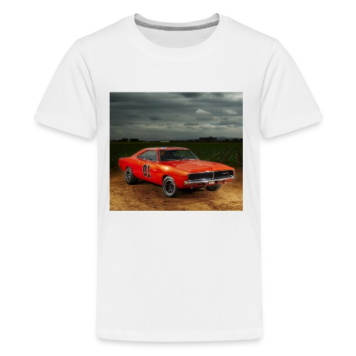 The Dukes Of Hazzard wallpaper 11114800 - Kids' Premium T-Shirt