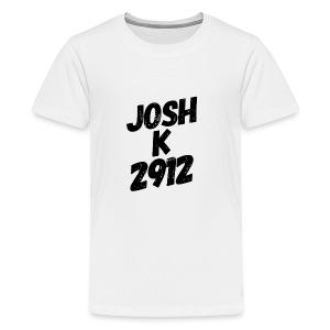 JoshK2912 Design - Kids' Premium T-Shirt