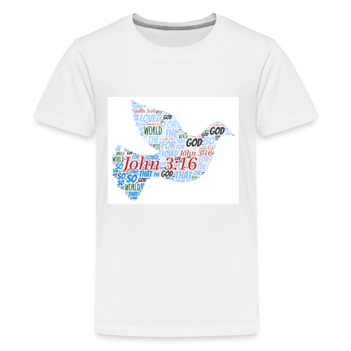 John3 16 - Kids' Premium T-Shirt