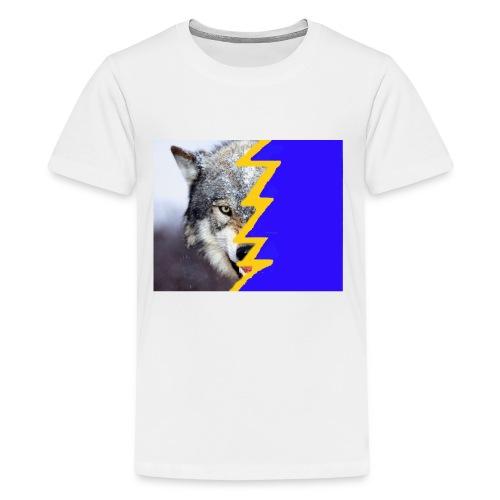 wolf 2 - Kids' Premium T-Shirt