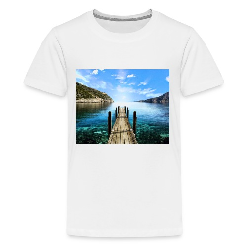 1A692D48 E0FC 40B8 ACB0 C8390D7D922F - Kids' Premium T-Shirt