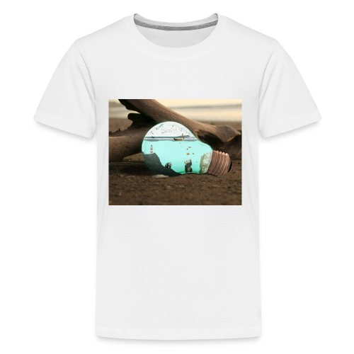 Speed display - Kids' Premium T-Shirt