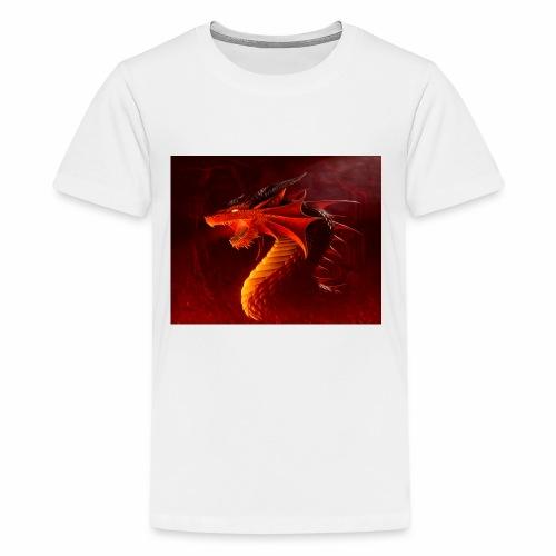 lendary dragon - Kids' Premium T-Shirt