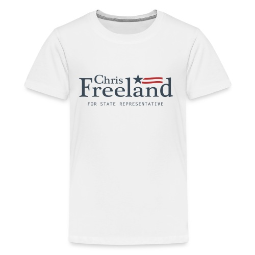 FREELAND FOR STATE REP - Kids' Premium T-Shirt