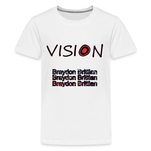 Insane Vision - Kids' Premium T-Shirt