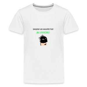 Thee Official - Kids' Premium T-Shirt
