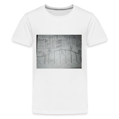 15080230123001845926267 - Kids' Premium T-Shirt