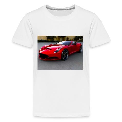 Ethinator car - Kids' Premium T-Shirt