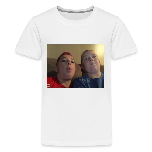 Friend and I - Kids' Premium T-Shirt