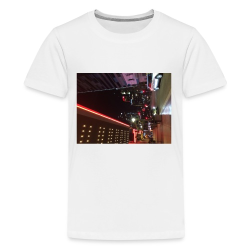 Moon Light Down Town - Kids' Premium T-Shirt