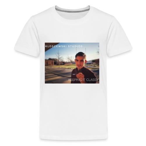 Keeping It Classy - Kids' Premium T-Shirt
