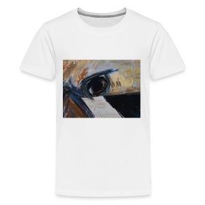 Future horse - Kids' Premium T-Shirt
