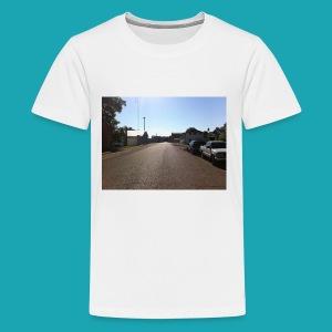 Vintage Road - Kids' Premium T-Shirt