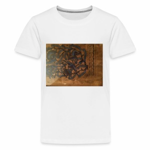 Dilfliremanspiderdoghappynessdogslikeitverymuchtha - Kids' Premium T-Shirt