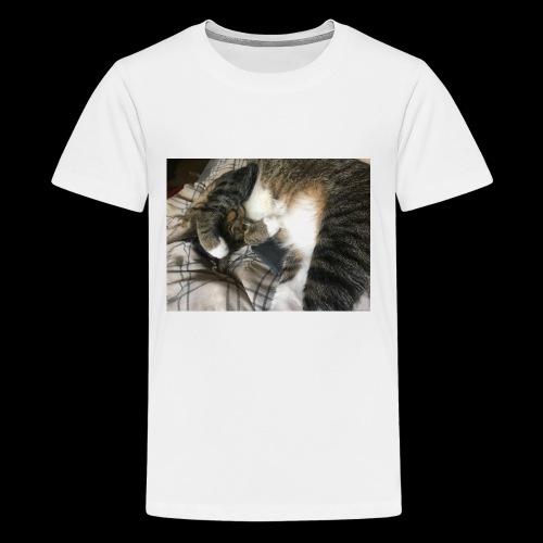Cute cat - Kids' Premium T-Shirt