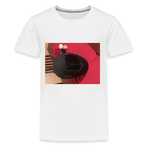 helmet shrit - Kids' Premium T-Shirt