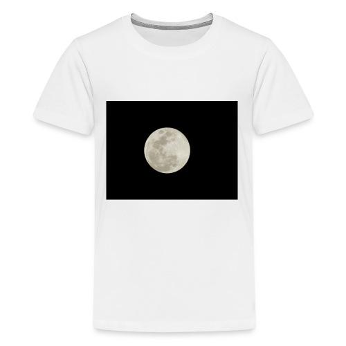 Luna1 - Kids' Premium T-Shirt