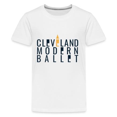 CMB dark logo - Kids' Premium T-Shirt