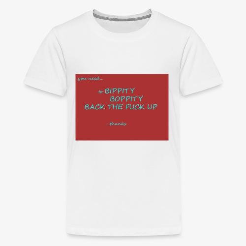 Bippity Boppity - Kids' Premium T-Shirt