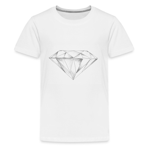 The Exo Diamond - Kids' Premium T-Shirt