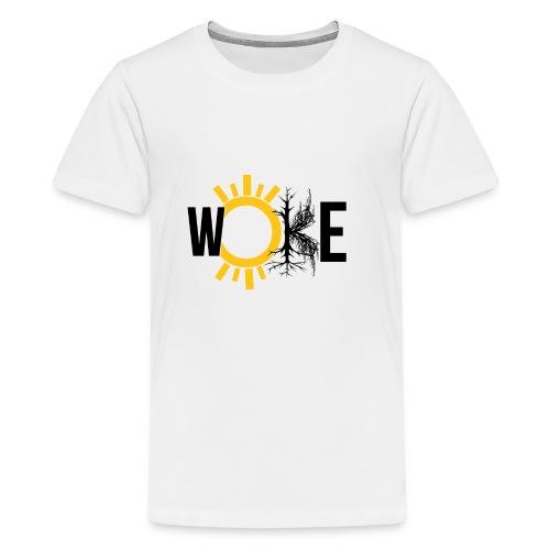 WOKE - Conscious living for the free thinking - Kids' Premium T-Shirt