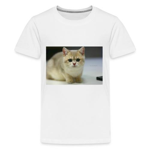 Mr. Vanilla - Kids' Premium T-Shirt