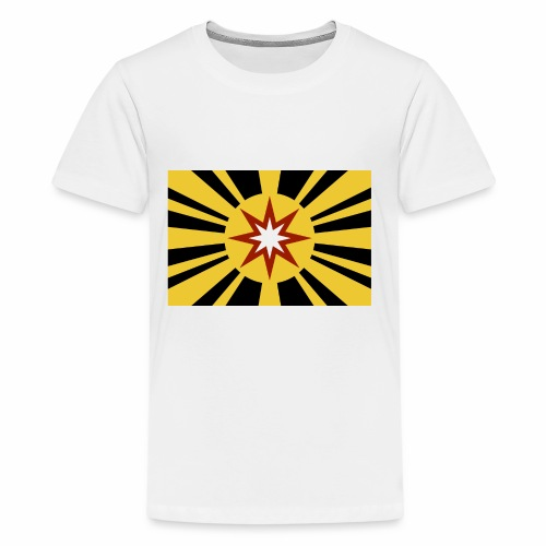 Ad Astra Flag Color - Kids' Premium T-Shirt