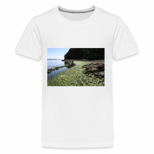 Russell Island Clam Garden - Kids' Premium T-Shirt
