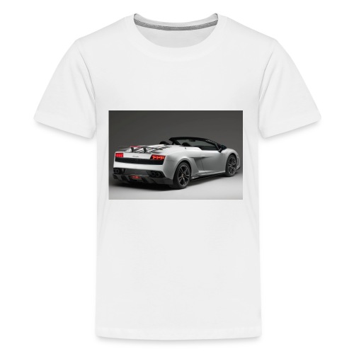 2012 lamborghini gallardo convertible lp 570 4 spy - Kids' Premium T-Shirt