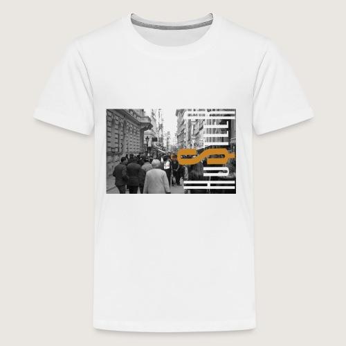 City of Hustle - Kids' Premium T-Shirt