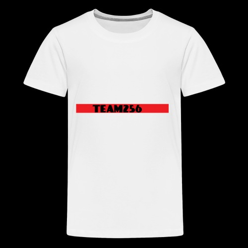 TEAM256 Official Logo - Kids' Premium T-Shirt