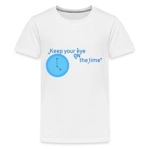 Time - Kids' Premium T-Shirt