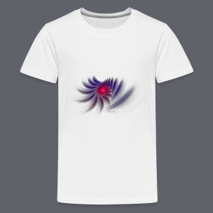 FractalDesign 001 - Kids' Premium T-Shirt