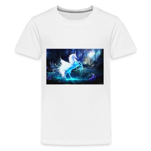 majestic unicorn - Kids' Premium T-Shirt
