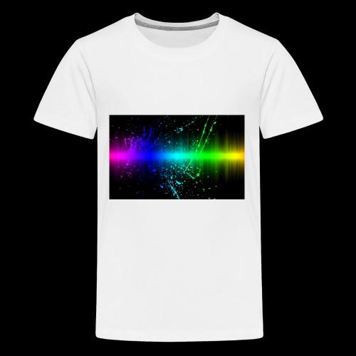 color rush - Kids' Premium T-Shirt