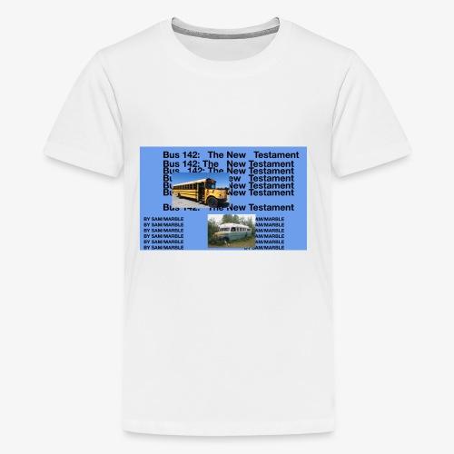 OFFICIAL BUS 142 APPAREL - Kids' Premium T-Shirt