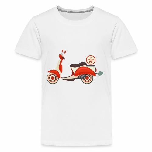 Scooter Vintage - Kids' Premium T-Shirt