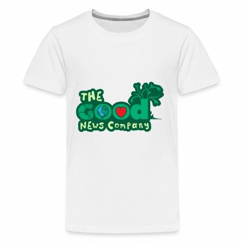 The GOOD News logo - Kids' Premium T-Shirt