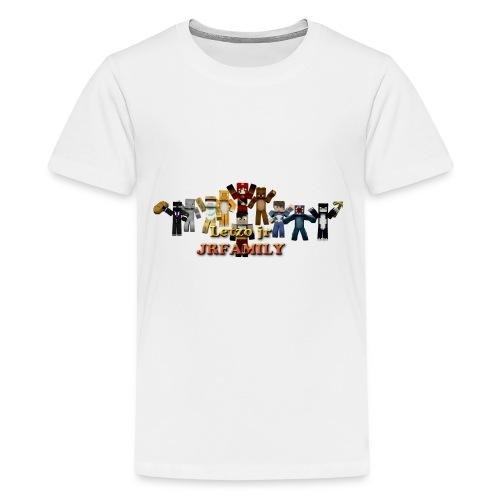 Letzo Jr Merch - Kids' Premium T-Shirt
