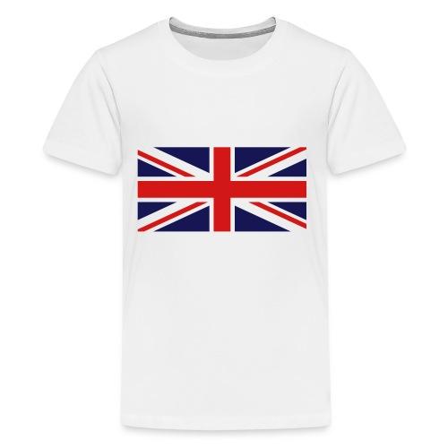 Bremojis union jack - Kids' Premium T-Shirt