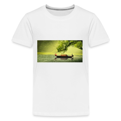 natural pic t shirt - Kids' Premium T-Shirt