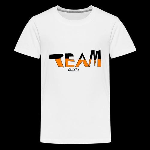 Team Guinea - Kids' Premium T-Shirt