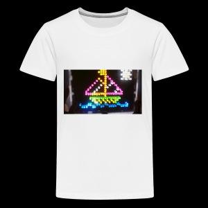 The boat - Kids' Premium T-Shirt