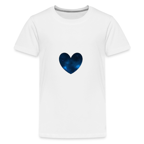 Galaxy Heart - Kids' Premium T-Shirt