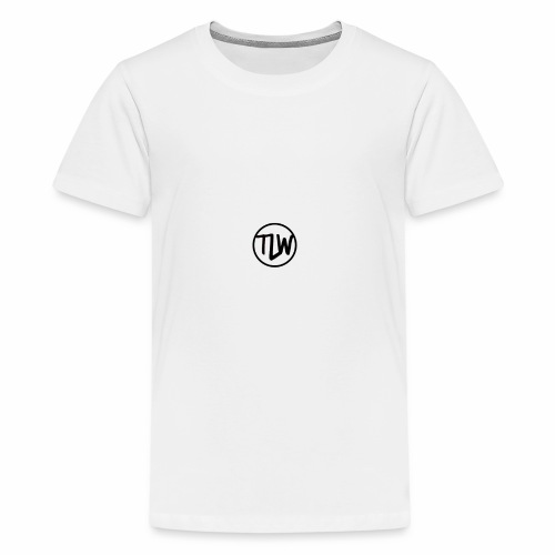 tlw official logo - Kids' Premium T-Shirt