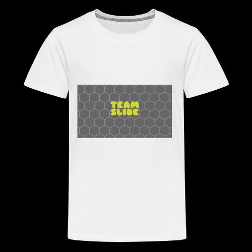 TEAM SLIDE - Kids' Premium T-Shirt