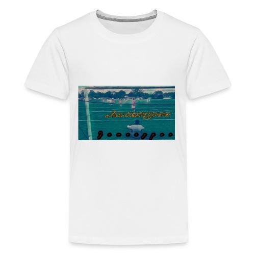 Jamesypoo - Kids' Premium T-Shirt